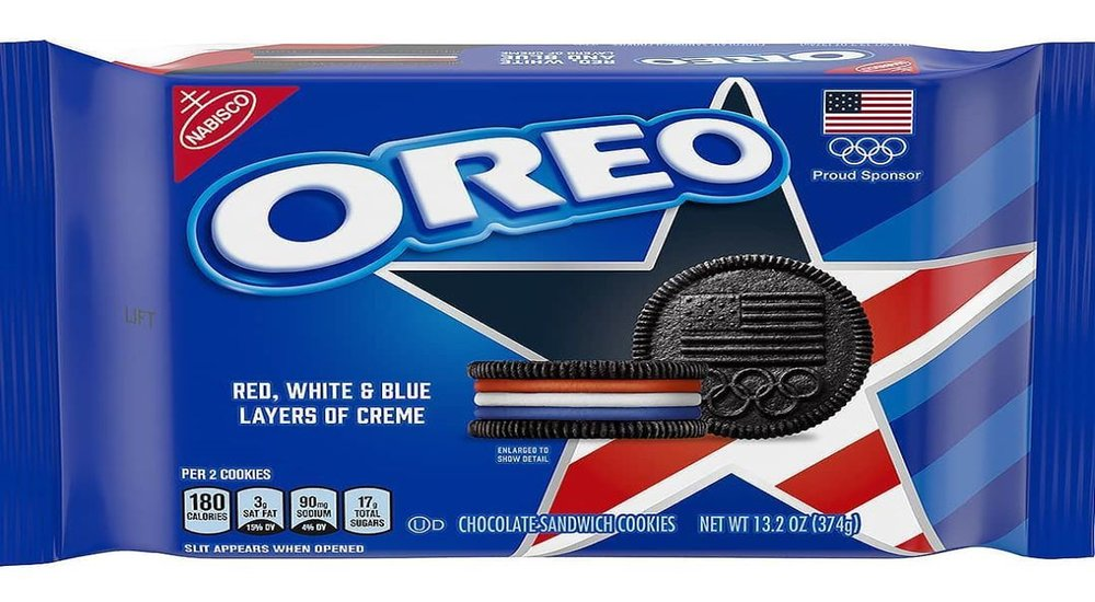 Team USA Oreo